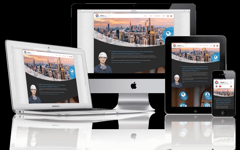 responsive website inverness