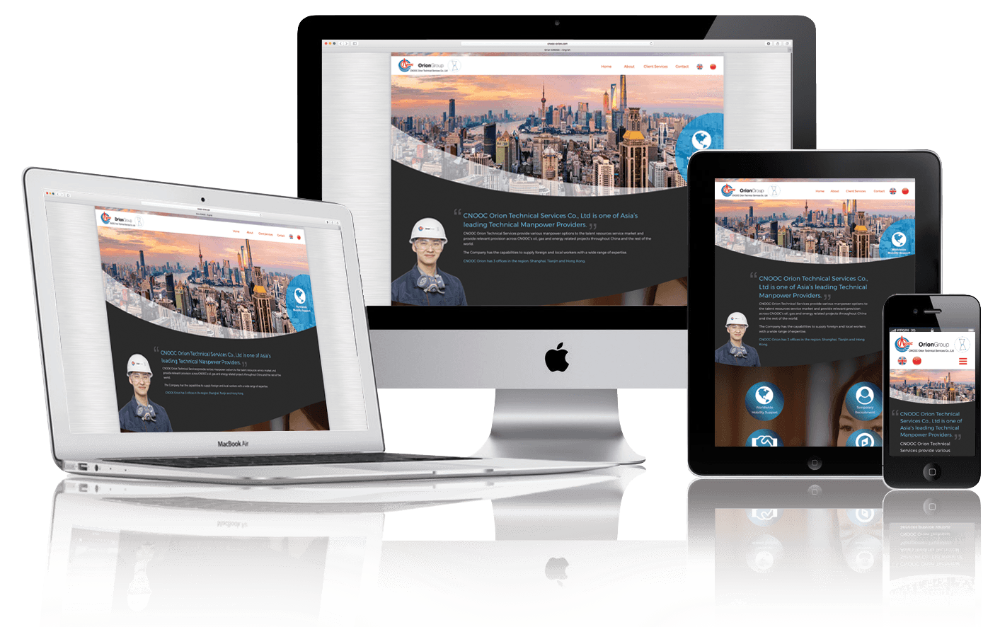 responsive website inverness